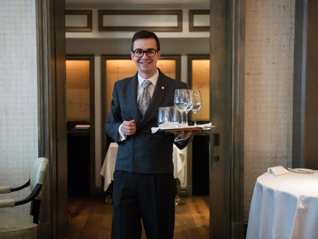 Housekeeping supervisor in West London (W1G) | The Langham, London ...